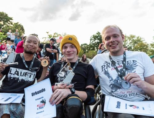 RSC-Rheinland-Atlethen dominieren WCMX Worldcompetition