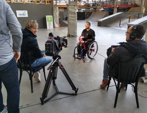 ZDF Sportreportage dreht beim RSC Rheinland